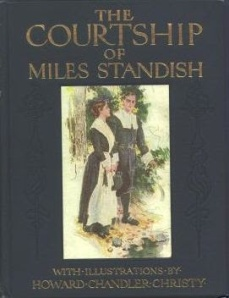 The Courtship of Miles Standish by Henry Wadsworth Longfellow (811 L)